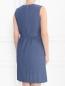 Платье из хлопка с декоративной шнуровкой Raoul  –  Модель Верх-Низ1