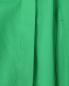 Платье свободного кроя из хлопка Jil Sander  –  Деталь
