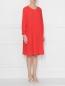 Платье свободного кроя на пуговицах Pietro Brunelli  –  МодельВерхНиз