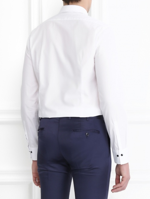 Сорочка из хлопка - Модель Верх-Низ1