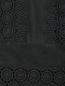 Платье-мини из хлопка с рукавами 3/4 Diane von Furstenberg  –  Деталь