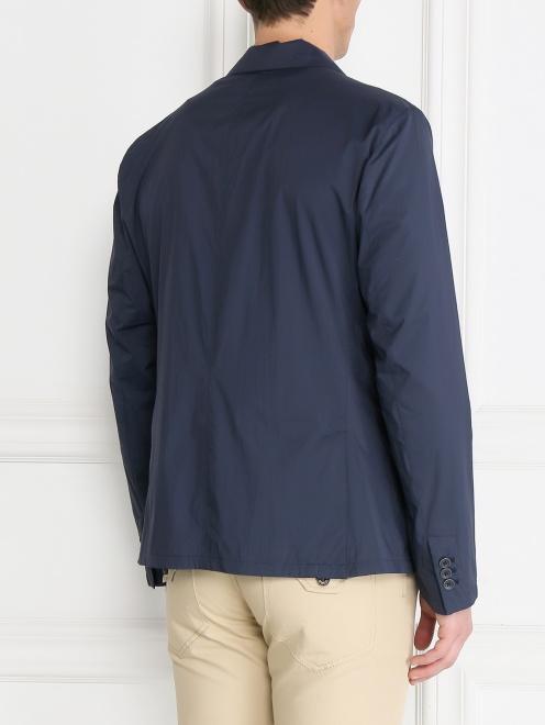 Куртка на пуговицах - Модель Верх-Низ1