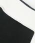 Платье из хлопка и шелка с контрастной отделкой MRZ  –  Деталь