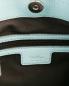 Сумка из фактурной кожи на съемном плечевом ремне Max Mara  –  Деталь1