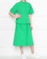 Платье свободного кроя из хлопка Jil Sander  –  МодельОбщийВид