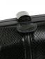 Сумка из фактурной кожи на короткой ручке Marina Rinaldi  –  Деталь