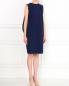 Платье-мини свободного кроя с драпировкой Greta Constantine  –  Модель Общий вид