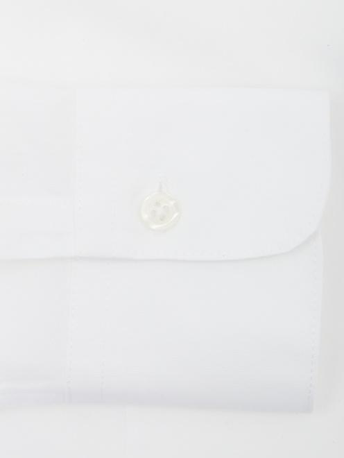 Рубашка из хлопка приталенного кроя - Деталь1