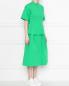 Платье свободного кроя из хлопка Jil Sander  –  МодельВерхНиз