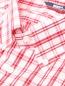 """Рубашка из хлопка с узором """"клетка"""" Bosco Fresh  –  Деталь"""