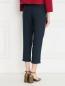 Укороченные брюки с боковыми карманами The Fifth  –  Модель Верх-Низ1