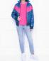 Джинсы зауженного кроя с декором Karl Lagerfeld  –  МодельОбщийВид