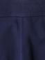 Узкие трикотажные укороченные брюки Diane von Furstenberg  –  Деталь
