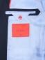Пиджак однобортный из шерсти Isaia  –  Деталь2