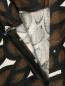 Брюки-клеш из хлопка с узором Fefe  –  Деталь1