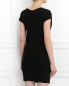 Платье-мини с декором Andrew GN  –  Модель Верх-Низ1