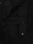 Брюки из хлопка с молнией по бокам Jil Sander  –  Деталь1