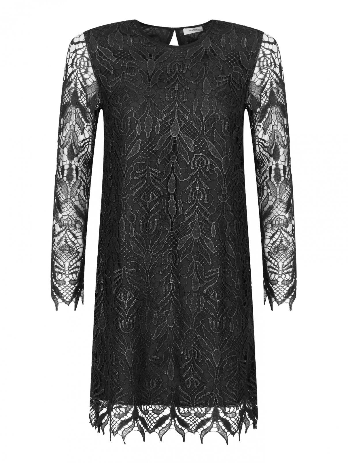 Платье с кружевным узором Max&Co  –  Общий вид