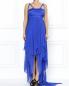 Вечернее платье из шелка Versace Collection  –  Модель Верх-Низ