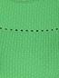 Трикотажное платье-мини N21  –  Деталь1