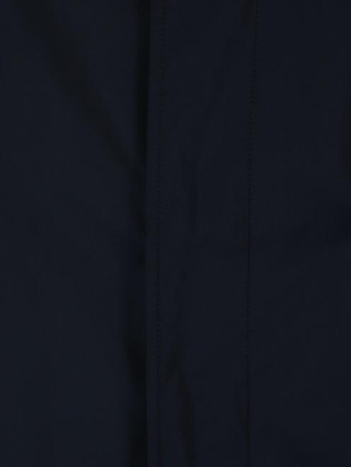 Плащ с боковыми карманами - Деталь1