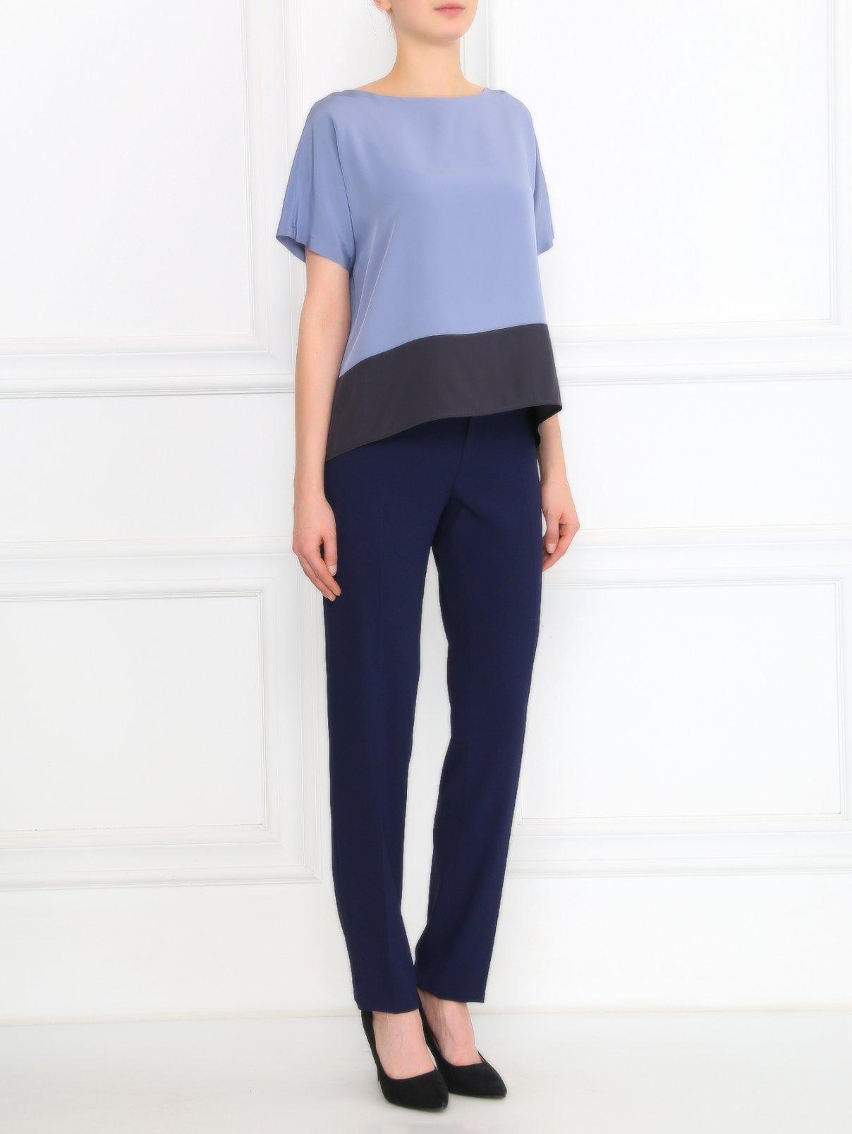 Классические брюки с боковыми карманами Kenzo  –  Модель Общий вид