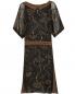 Платье-миди из шелка с асимметричным подолом Barbara Bui  –  Общий вид