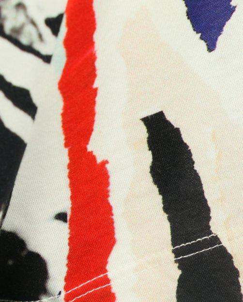 Хлопковая футболка - Деталь1