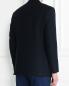 Пиджак однобортный из шерсти Isaia  –  Модель Верх-Низ1