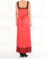 Платье-макси из шелка с аппликацией и вышивкой из бисера Philosophy di Alberta Ferretti  –  Модель Верх-Низ1