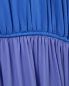 Платье макси из трикотажа в стиле колорблок Sportmax  –  Деталь1