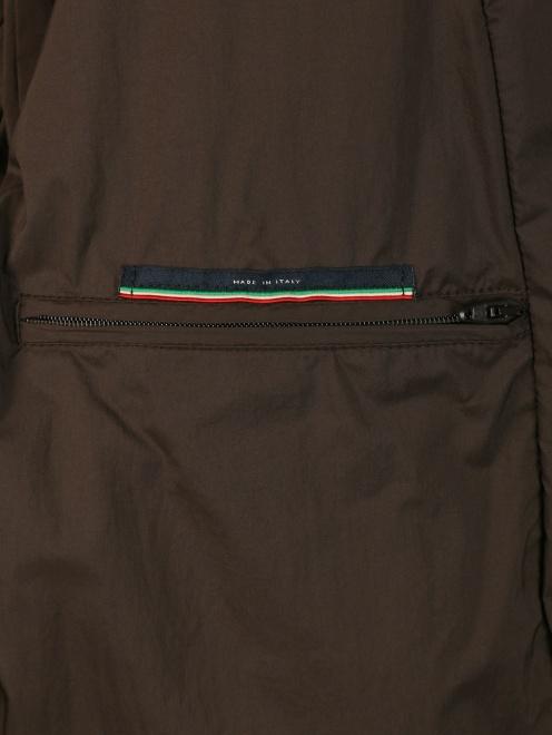 Пиджак из влагоотталкивающей ткани - Деталь2
