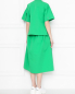Платье свободного кроя из хлопка Jil Sander  –  МодельВерхНиз1