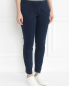 Узкие джинсы из эластичного денима Marina Sport  –  МодельВерхНиз
