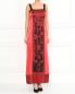Платье-макси из шелка с аппликацией и вышивкой из бисера Philosophy di Alberta Ferretti  –  Модель Общий вид