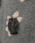Кардиган из шерсти с вышивкой Parah  –  Деталь