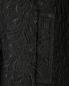 Пальто из фактурной ткани с принтом на спине Maison Margiela  –  Деталь1