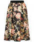 Юбка-миди с цветочным узором I'M Isola Marras  –  Общий вид