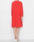 Платье свободного кроя на пуговицах Pietro Brunelli  –  МодельВерхНиз1