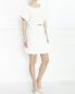 Платье из мохера с напылением Maison Ullens  –  Модель Общий вид